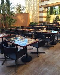 hottest outdoor dining spots in las vegas