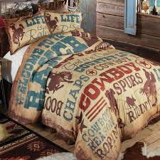 Cowboy Bed Sets Bedding Western Bedding Sets For Kidskids Setkids Size