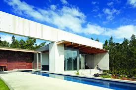 Hawaiian House A Pair Of Minimalist Hawaiian Houses Built On Volcanic Ground