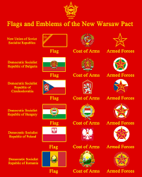 flags and emblems of the new warsaw pact by redrich1917 on deviantart