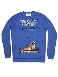 amazon com out of print great gatsby vintage inspired blue crew