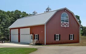 Regal Barn Pole Barns And Garages Chelsea Lumber Company Chelsea Saline