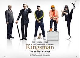 one mann u0027s movies film review kingsman the secret service 2015