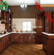 cherry wood dark roast amesbury door solid kitchen cabinets