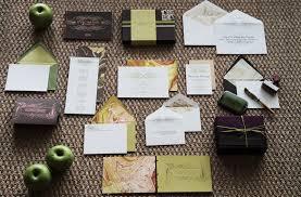 custom wedding invitations michael daniel s custom wedding invitation suite united with