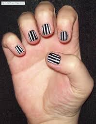 stripes nail designs choice image nail art designs