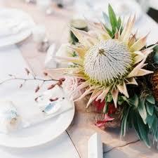 Protea Flower Protea Flower Wedding Centerpieces