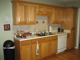 kitchen paint colors to go with oak cabinets u2013 home improvement