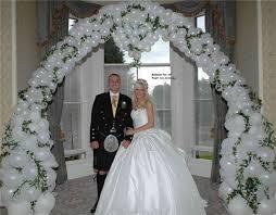 wedding arches uk balloon wedding gallery