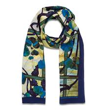 louis c tiffany grapevine elegant scarf the met store