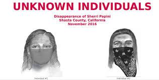 fbi releases suspect sketches in sherri papini abduction case