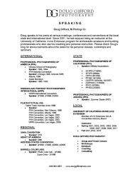 Coaching Resumes Doug Gifford Photography Coaching Classes Information Dgp