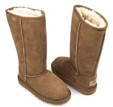 ugg sale junior ugg australia boots 5229k chestnut size 13 ebay