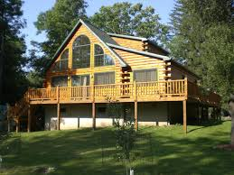 Chalet Homes Posts In Lake Wallenpaupack Homes For Sale