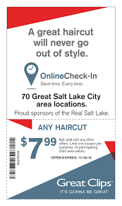 are haircuts still 7 99 at great clips great clips 7 99 haircut sale haircuts models ideas