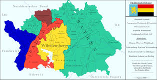 Germany Map Freiburg by Map Thread Xii Page 422 Alternate History Discussion