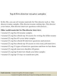film resume sample eliolera com