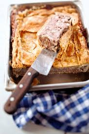 cuisine gibier recette de tourte de gibier du québec