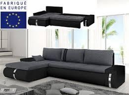 canapé d angle convertible design espaceadesign com meubles design à petit prix en stock