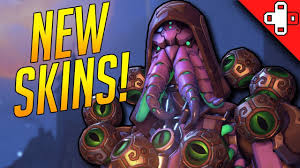 Scary Godmother Halloween Spooktacular Trailer by New Skins Overwatch Halloween Update Youtube