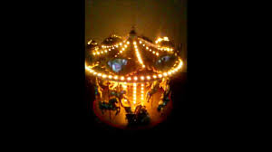 mr gold label carousel box