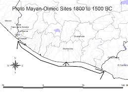 Mayan Empire Map The Indigenous History Of El Salvador Pre Classic Maya
