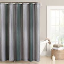Narrow Shower Curtains For Stalls Buy Stafford 72 Inch X 84 Inch Shower Curtain In Latte From Bed