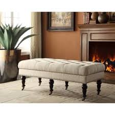 benches u0026 settees for less overstock com