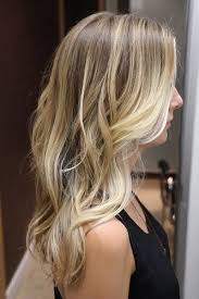 does hair look like ombre when highlights growing out what s the best way i can grow out my natural hair colour quora