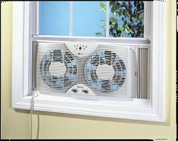amazon com holmes dual blade twin window fan with one touch amazon com holmes dual blade twin window fan with one touch thermostat home kitchen
