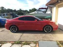 2003 hyundai tiburon horsepower hyundai tiburon coupe in florida for sale used cars on