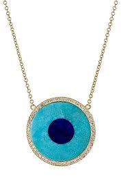 meyer evil eye pendant necklace barneys york