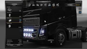 new position in the mask volvo fh2012 mod euro truck simulator 2 mods