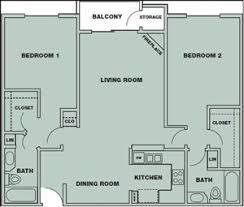 dual master bedroom floor plans parc pointe apartments 620 way burbank ca