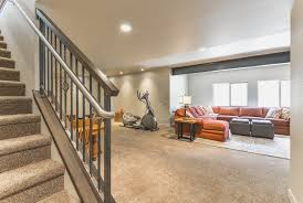 basement in spanish interior design for home remodeling top to