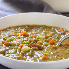 vegan split pea soup mostly vegan