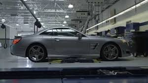 What It Means To Be A Mercedes Benz Technician Youtube