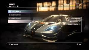 koenigsegg ghost car need for speed rivals koenigsegg one 1 cop racer ps4 youtube