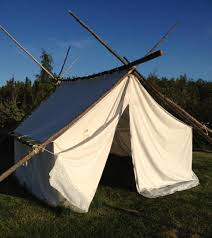wall tent build your own canvas wall tent fort mcpherson tents