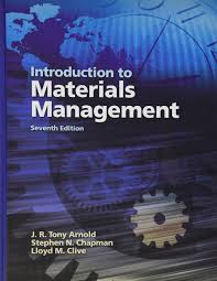 buy introduction to materials management book online at low prices