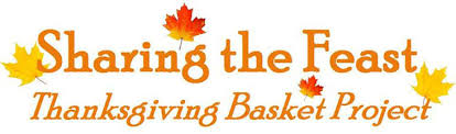 thanksgiving baskets thanksgiving baskets cus ministry