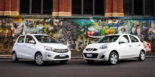 nissan micra review 2017 micra st v suzuki celerio comparison review