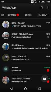 whatsap apk whatsapp black v2 17 254 apk gapmod appmod
