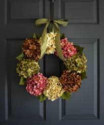 new home housewarming gift ideas fall wreaths front door