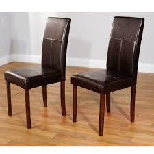 amazon com simple living bettega parson dining room chair set