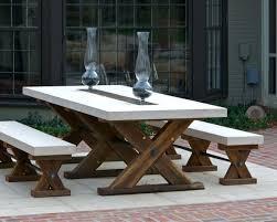 Concrete Patio Table Concrete Patio Table Top F4v3 Cnxconsortium Org Outdoor Furniture