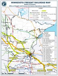 State Of Mn Map by The State Of Rail Untangling The Issues Center For Rural Policy
