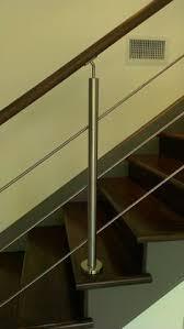 Stainless Steel Stair Handrails Best 25 Stainless Steel Railing Ideas On Pinterest Stainless
