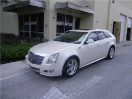 2010 cadillac cts performance gasoline cadillac cts performance in florida for sale used cars