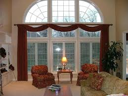 Simple Window Treatments For Large Windows Ideas Diy Curtain Ideas For Large Windows Functionalities Net